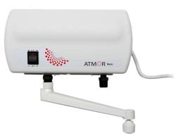 Электрический проточный водонагреватель Atmor Basic 3,5 KW TAP