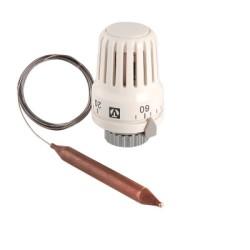 Термоголовка VALTEC с погружным датчиком диап. Регул-ки 20-62С 2м.