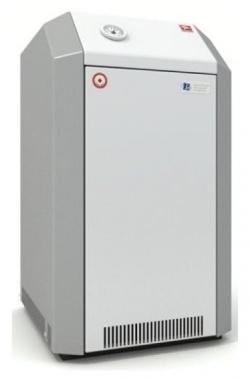 Газовый напольный котел Лемакс серия Премиум КСГ-10 со стальным теплообменником
