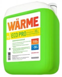 Теплоносители Warme Eco PRO 30 на основе пропиленгликоля