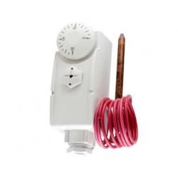Термостат TIM  с капиллярной трубкой и погружным датчиком