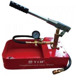 Насос для опрессовки систем отопления TIM