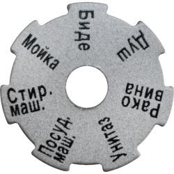 STOUT Информационный диск для распределительных коллекторов