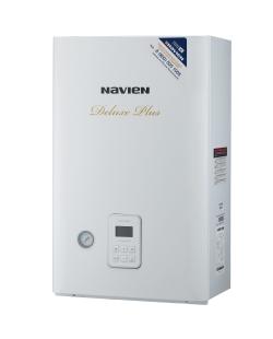 Газовый настенный котел Navien Deluxe Plus 30K
