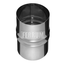 Адаптер Ferrum ПП (430/0,5 мм) ф 80