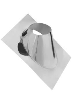Крышная разделка угловая (430/0,5) ф200 (уп. 5шт)
