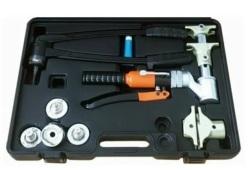 Пресс инструмент TIM гидравлический аксиальный для труб из сшитого полиэтилена экспандер Quick Change