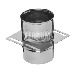 Площадка монтажная Ferrum (430/0,8 мм) Ø110