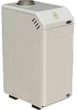 Газовый напольный котел Мимакс VEGA КСГ-12 с автоматикой Sit (одноконтурный)