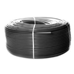 STOUT 25х3,5 (бухта 50 метров) PEX-a труба из сшитого полиэтилена с кислородным слоем(серая, 1м)