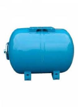 "Гидроаккумулятор ULTRA-PRO  24л Гориз.,10 Бар, 1 ""G, EPDM, (-10 +99 С), Синий"
