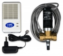 Cистема автономного контроля загазованности СГК-1-Б-СН4 DN 20