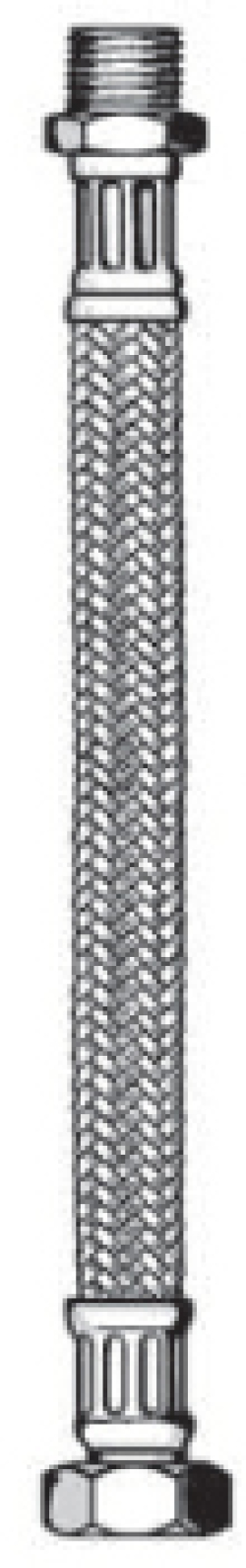 МЕ 5615.1104.60 Meiflex Dn13, 1/2 BPx1/2 HP, 600mm