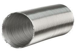Гофра алюминиевая Д 135
