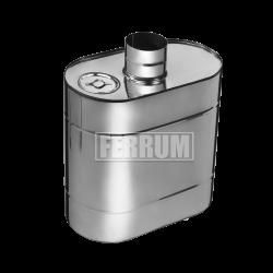 Бак эллиптический Ferrum с трубой