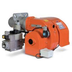 Горелка газовая TBG 35 P двухступенчатая (80-410 кВт)