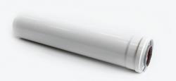 Y-003(a) Удлинение коаксиальное Termica (60/100) 1.5 (1.35м) универсальное для всех типов котлов