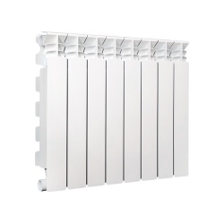 Алюминиевый радиатор ARDENTE C2 500/100 - 12 секций